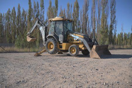 Retroexcavadora JOHN DEERE 310 K 4x4