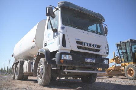 Tracker IVECO 260E28 MLC