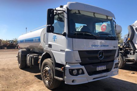 Tracker Mercedes Benz ATEGO 1726 36